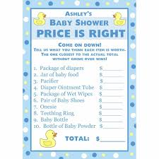free baby shower games for boys printable shower games word
