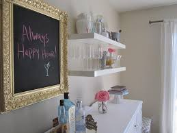 Chalkboard Home Decor by Decor House To Home Blog