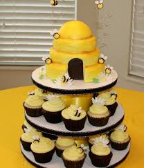 bumble bee cake toppers buzzing beautiful cakes with bees cakecentral