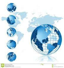 World Map Globe by World Map 3d Globe Series Stock Photography Image 9343152