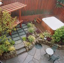 Small Garden Patio Design Ideas Small Garden Secrets Sunset Magazine