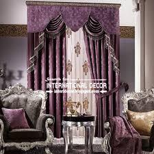 Purple Drapes Or Curtains Purple Luxurious Living Room Curtains Largest Catalog Of Purple