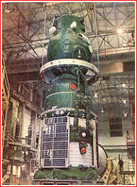 soyuz 7k ok spacecraft
