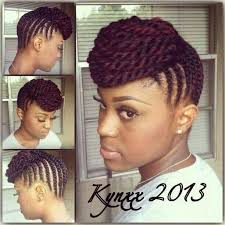braided pompadour hairstyle pictures 79 best lock hairstyles images on pinterest natural hair