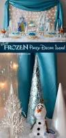 disney frozen party decor ideas sprinkle some fun