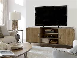 Media Console Furniture by Universal Furniture Moderne Muse Waterfall Media Console