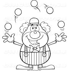 royalty free cartoon stock circus designs page 2