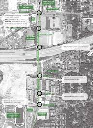 Map Of Atlanta Neighborhoods by Bill Kennedy Way Design Atlanta Beltline