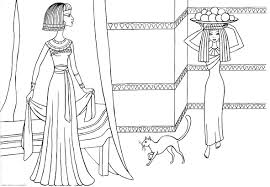 in ancient egypt u0026 raquo coloring for kids print free children u0027s