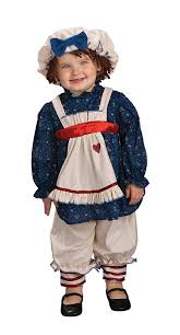 amazon com rubie u0027s costume yarn babies ragamuffin dolly costume