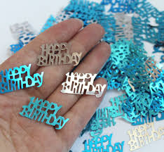 Party Table Decorations by Compare Prices On Blue Table Confetti Online Shopping Buy Low