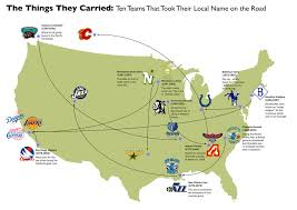 map of nba teams leisure at the national regional scale sport geo41 com