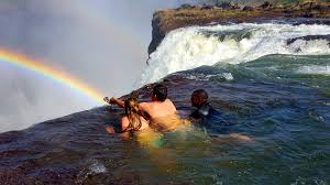What Is Armchair Travel Travel Guide How To Visit Devil U0027s Pool Victoria Falls And Survive