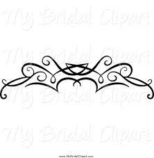 purple martini clip art black swirl border clip art 59