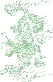 file green chinese dragon png wikimedia commons