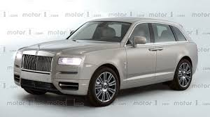 rolls royce cullinan render wants to steer you away from a bentayga