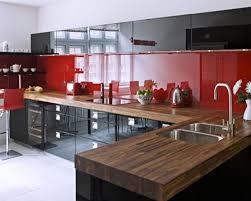 kitchen backsplash cherry cabinets with black granite white