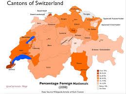 United States Population Distribution Map by Geocurrents Maps Of Switzerland Geocurrents