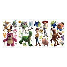roommates disney pixar toy story 3 peel stick wall decals glow roommates disney pixar toy story 3 peel stick wall decals glow in the dark walmart com