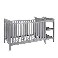 Round Convertible Crib by Convertible Cribs Grey Serta Langley Convertible Crib And Dresser