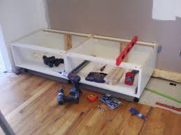 how to cover kitchen cabinets how to extend tall akurum cabinet base unit for floor to ceiling