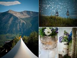 wedding venues in colorado lakeside outdoor wedding venue in colorado rustic chic wedding