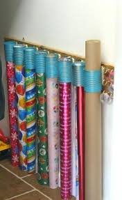 christmas wrapping paper holder in the garden wrapping paper wrapping paper holder using