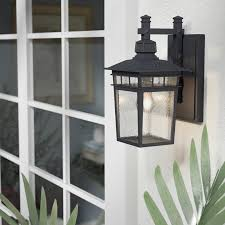 beachcrest home valeri 1 light outdoor wall lantern reviews