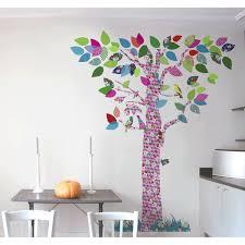stickers arbre chambre fille étourdissant stickers arbre pour chambre bebe avec stickers pour