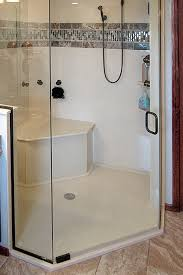 Shower Corner Bench How To Choose The Right Accessories For A Solid Surface Shower