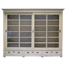 altra bookcase with sliding glass doors saudireiki