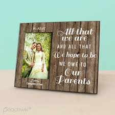 parents gift wedding gifts for parents on wedding day wedding ideas