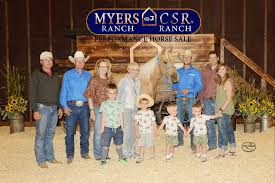 Bred Si E Social Myers And Copper Ranch Performance Sale Tsln Com