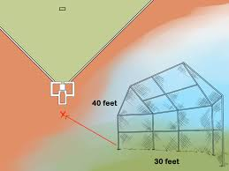 40 Feet In Meters by 3 Ways To Set Up A Baseball Diamond Wikihow