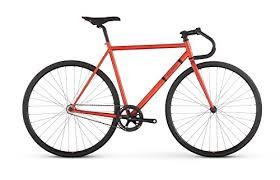 amazon com raleigh bikes rush hour fixed gear city bike sports