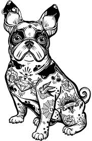 tattoo home decor boston terrier flash tattoo art boston terrier art tattoo art