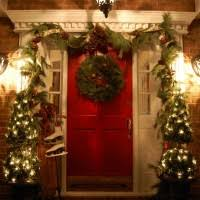 Outdoor Lighted Christmas Decorations Astounding Images Of Large Outdoor Lighted Christmas Wreath For