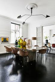 fashion designer hanne bloch added in his classic apartment