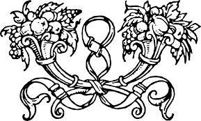 thanksgiving cornucopia clipart cornucopia clip art free clipart images 5 clipartbarn
