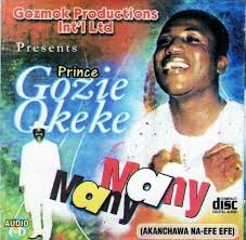 gozie okeke many many cd buy