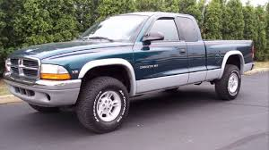 1999 dodge dakota youtube