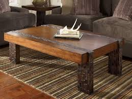 rustic coffee table with storage rustic coffee table with