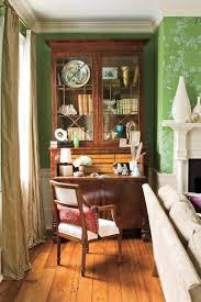 Period Homes And Interiors Charleston Home Living Room Southern Living