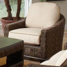 Braxton Culler Outdoor Furniture by Braxton Culler Casablanca Tropical Wicker Chair With Loose Back