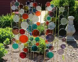 Glass Garden Decor 487 Best Glass Images On Pinterest Glass Art Mosaics And Glass