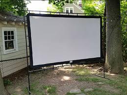 ohio outdoor movie screen rental fun day outdoor movies