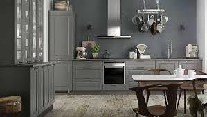 peindre une cuisine en gris beau peinture cuisine gris et awesome cuisine gris perle et