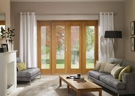 Patio Doors With Side Windows Window Treatments For French Doors With Sidelights Day Dreaming