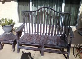 Diy Wood Garden Chair by Diy Garden Bench Project