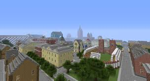 City Maps For Minecraft Pe Popular 168 List Minecraft City Maps